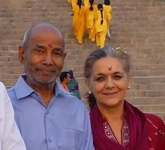 Sri Niwas e Padma Tripathi