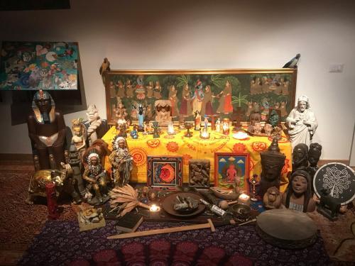Altare sincretico