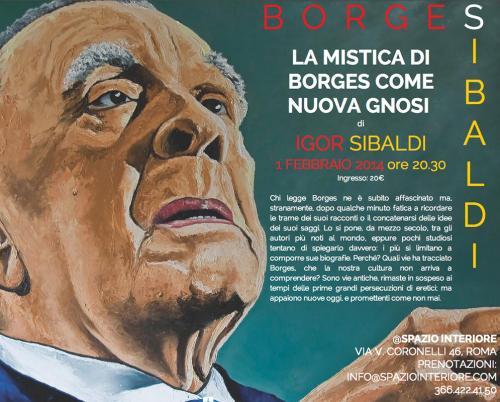 Igor Sibaldi - La mistica di Borges