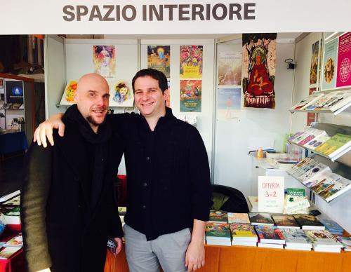 Andrea Panatta e Gabriele Policardo