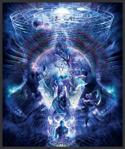 Hakan Hisim - Cosmic Ascension
