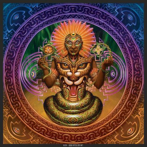 Vajra - Vine of Spirits